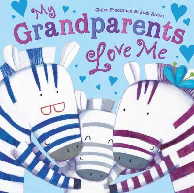My Grandparents Love Me book