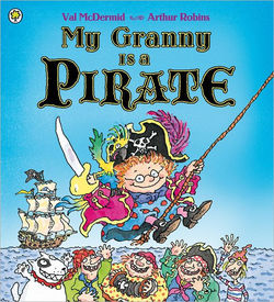 My Granny Is a Pirate book