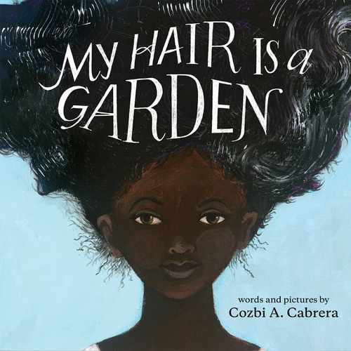 My Hair is a Garden book