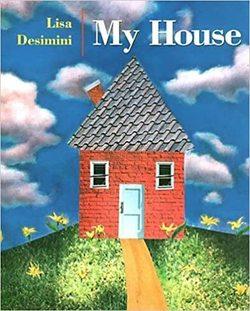 My House book