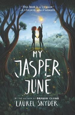 My Jasper June book
