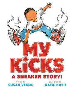 My Kicks book