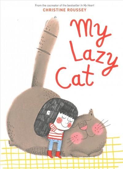 My Lazy Cat book