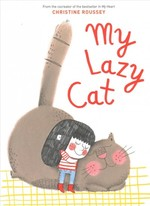 My Lazy Cat book