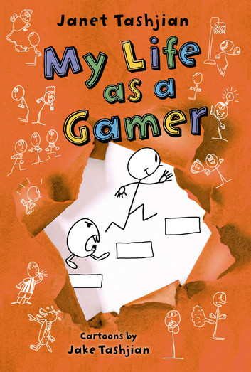 My Life as a Gamer book