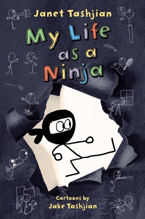My Life as a Ninja book