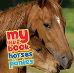 My Little Book of Horses and Ponies book