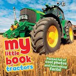 My Little Book of Tractors book