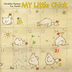 My Little Chick book