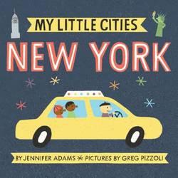 My Little Cities: New York book