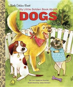 My Little Golden Book about Dogs book