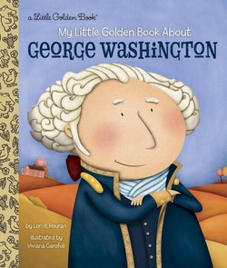 My Little Golden Book About George Washington book