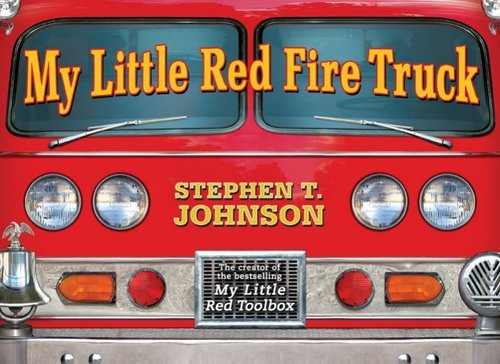 My Little Red Fire Truck book