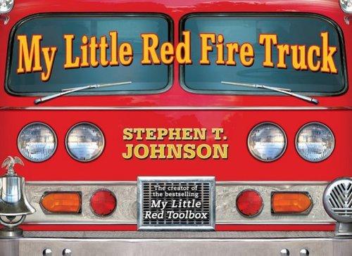 My Little Red Fire Truck book