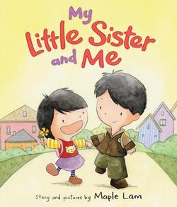 My Little Sister and Me book