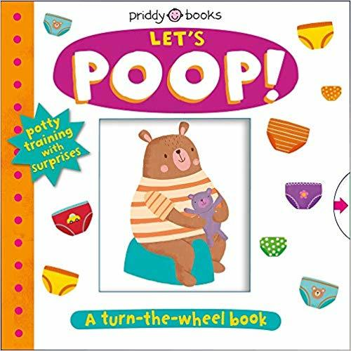My Little World: Let's Poop! book