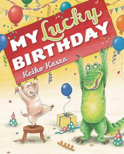 My Lucky Birthday book