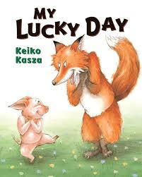 My Lucky Day book