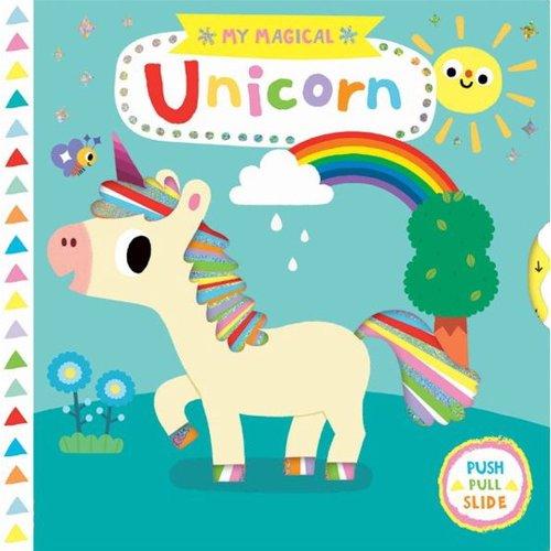 My Magical Unicorn book