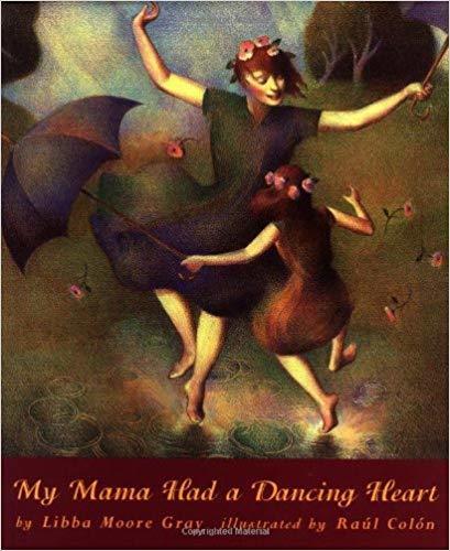 My Mama Had A Dancing Heart book