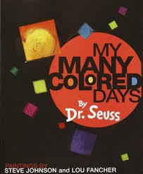 My Many Colored Days book