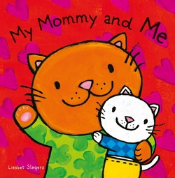 My Mommy and Me book