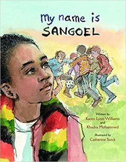 My Name Is Sangoel book