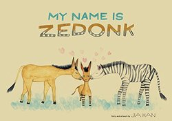 My Name Is Zedonk book