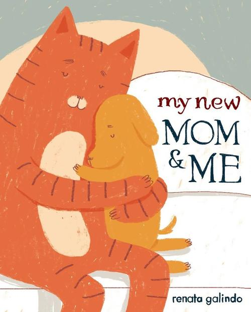 My New Mom & Me book