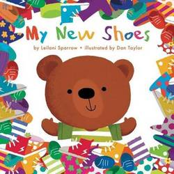 My New Shoes book