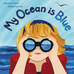 My Ocean Is Blue book