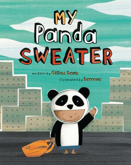 My Panda Sweater book