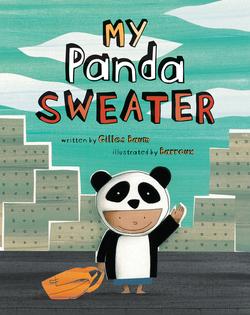 My Panda Sweater book