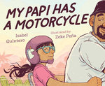 My Papi Has a Motorcycle book