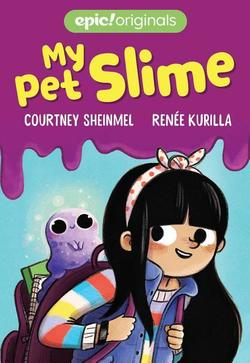 My Pet Slime book