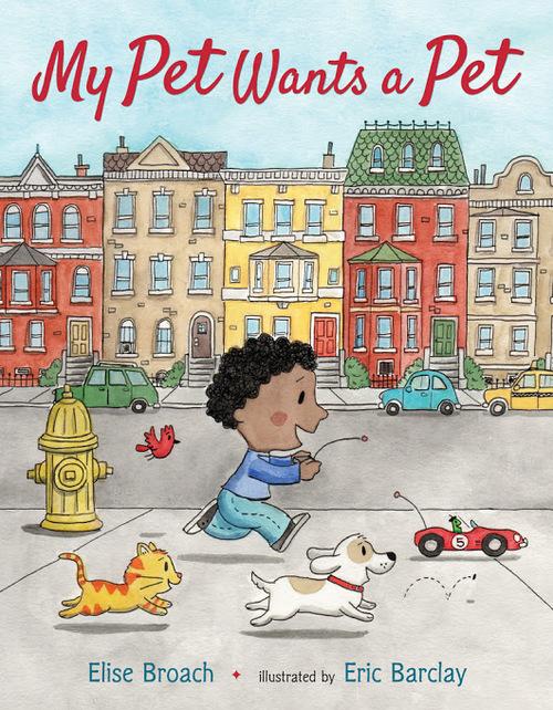My Pet Wants a Pet book