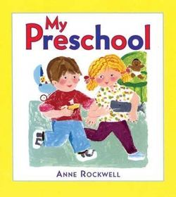 My Preschool book