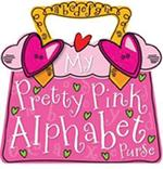 My Pretty Pink Alphabet Purse book
