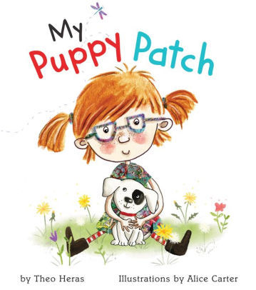 My Puppy Patch book