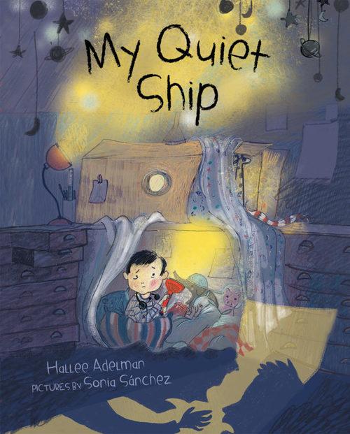 My Quiet Ship book