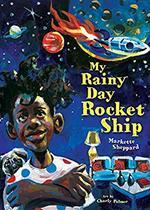 My Rainy Day Rocket Ship book