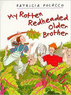 My Rotten Redheaded Older Brother book