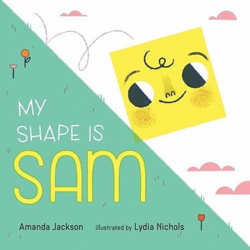 My Shape is Sam book
