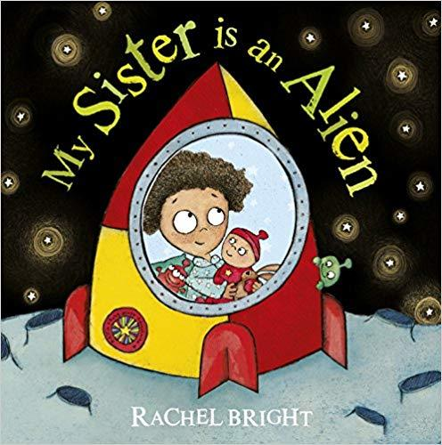 My Sister is an Alien! book