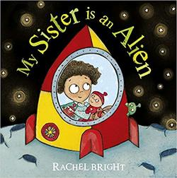 My Sister is an Alien! book