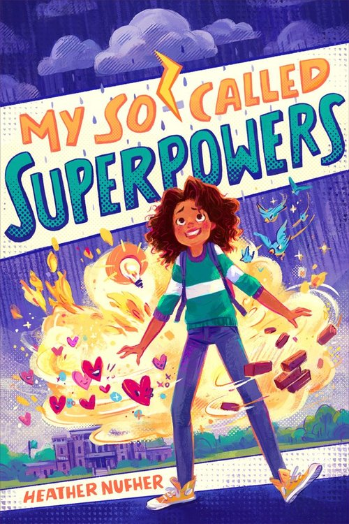 My So-Called Superpowers book