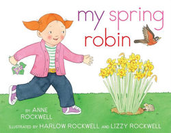 My Spring Robin book