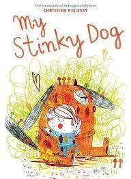 My Stinky Dog book