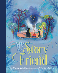My Story Friend book