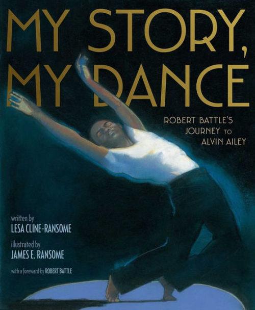 My Story, My Dance Book